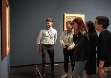 訪日外国人向け、日本美術の鑑賞・異文化交流プログラム 東京国立近代美術館が3月22日に開始