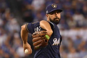 ヤンキースとのマイナー契約間近と報じられたジオ・ゴンザレス【写真:Getty Images】