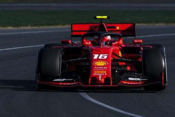 フェラーリF1代表、開幕戦でのルクレールを称賛。「全体的に見て素晴らしかった」