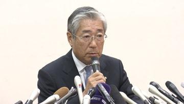 JOC竹田恒和会長 6月の任期満了での退任を表明