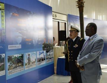 アフリカ連合本部でテーマ展「世界の平和を守る中国軍」が開幕