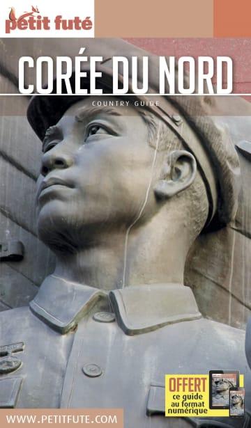 フランスの「プティフュテ」が出版した北朝鮮の観光ガイドブックの表紙(プティフュテ提供・共同)