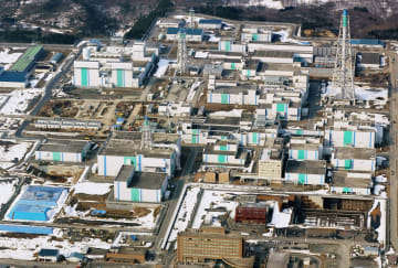 使用済み核燃料再処理工場=青森県六ケ所村