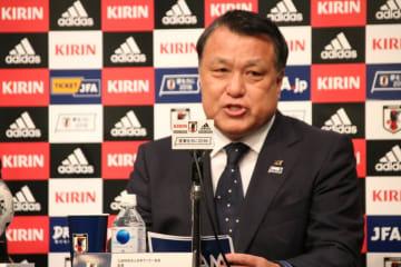 竹田氏後任に名前が挙がる、田嶋幸三・JFA会長