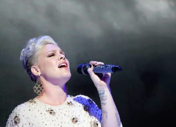 Pink Chosen To Sing National Anthem At Super Bowl LII