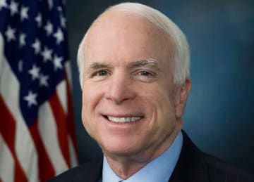 John McCain slams Trump for emboldening Assad in Syria