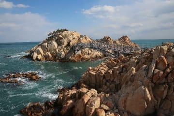 韓国蔚山の大王岩を訪れて