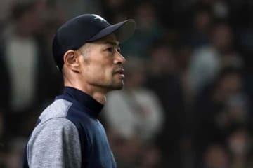 引退を表明したマリナーズ・イチロー【写真:Getty Images】