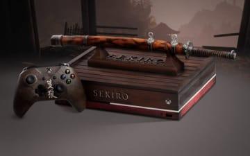し、渋い…『SEKIRO』カッコいい刀掛け風カスタムXB1のプレゼントキャンペーンが海外で実施