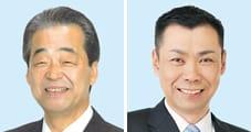 (左から)滝口信喜氏、千葉英也氏