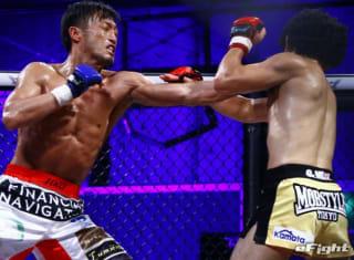 ボクシングがバックボーンのパンクラス王者・仙三が急遽参戦決定