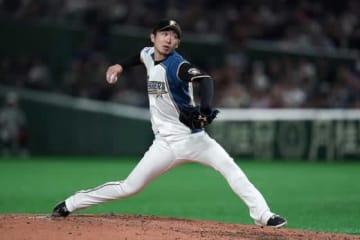日本ハム・金子弌大【写真:Getty Images】