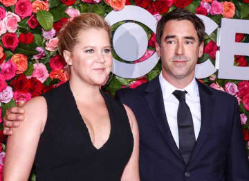Amy Schumer & Chris Fischer Make Their Red Carpet Debut At The 2018 Tony Awards