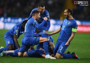 若手の活躍でイタリアが最高のスタートを切る