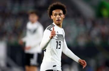 ドイツ代表のサネ photo/Getty Images