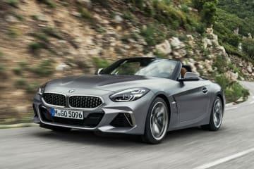 BMW、新型Z4を発表