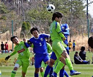 JFAアカデミー福島4位 サッカーU—18Jヴィレッジ杯