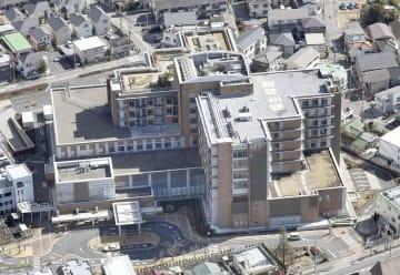 公立福生病院=東京都福生市