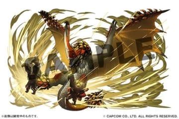 「パズル&ドラゴンズ」に登場する「モンスターハンター」のモンスター