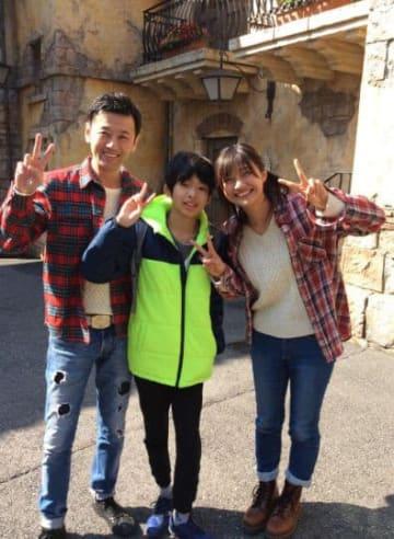 大浦龍宇一、22歳年下の女性との再婚を報告「一歩一歩大切に歩んでいきます」