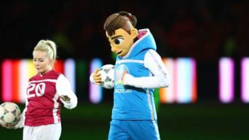 EURO2020のマスコットが発表!なんと「人間」モチーフだ