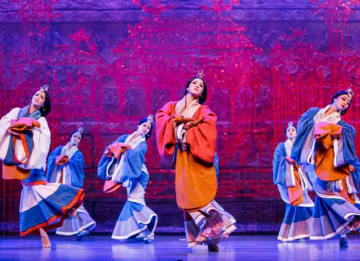 'Princess Zhaojun' Theater Review: Traditional Chinese Dance Drama Delivers A Night Of Wonders