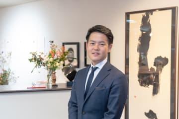 ツジセイ製菓 代表取締役・営業統括 田中大介さん
