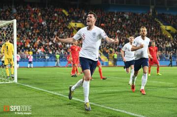 若手選手躍動のイングランドが5発圧勝