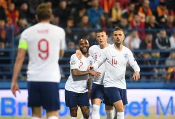 EURO2020予選で快調な滑り出し見せるイングランド代表 photo/Getty Images