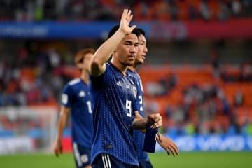 日本代表でプレイしてきた岡崎慎司 photo/Getty Images