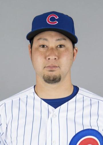 田沢純一投手(ゲッティ=共同)