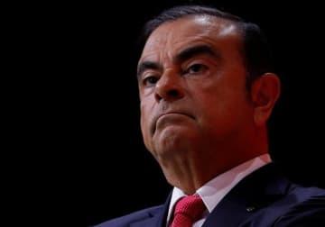 カルロス・ゴーン前会長(写真:ロイター/アフロ)