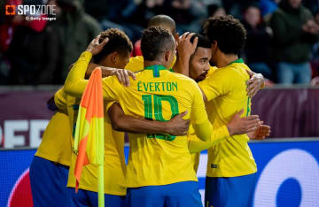 先制を許すもブラジルがチェコに逆転勝利