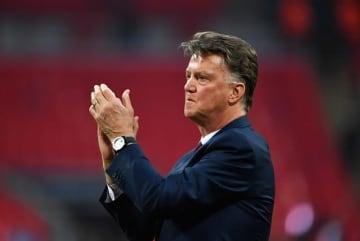 サッカー界から退くことを発表したファン・ハール氏 photo/Getty Images