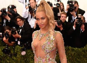 Beyoncé at the 2015 Met Gala