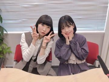 写真左:藤咲彩音(でんぱ組.inc)、写真右:髙橋彩音(AKB48チーム8)