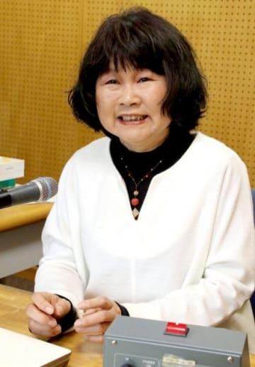30日の放送を最後に第一線を退く小野須磨子さん