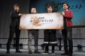 「AnimeJapan 2019」『劇場版 誰ガ為のアルケミスト』ステージ