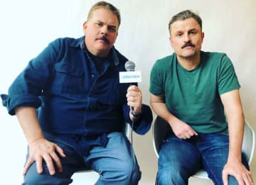 VIDEO EXCLUSIVE: 'Super Troopers' Stars Kevin Heffernan & Steve Lemme On New TV Series 'Tacoma F.D.'