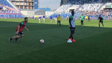 サッスオーロのホームであるマペイ・スタジアム 写真:sassuolocalcio.it