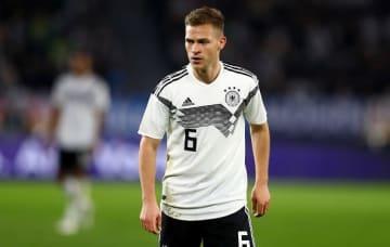ドイツ代表のキミッヒ photo/Getty Images