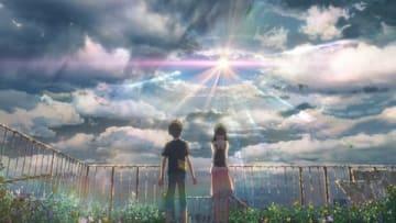 劇場版アニメ「天気の子」の一場面 (C)2019「天気の子」製作委員会