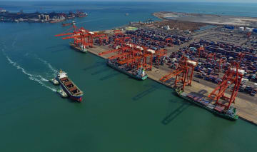 唐山港1~2月の貨物取扱量、1億トンを突破 河北省