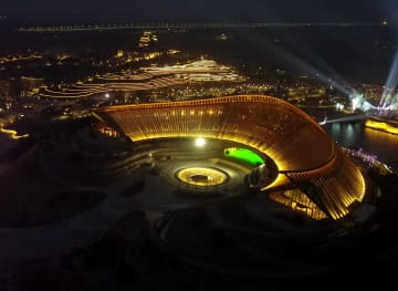 北京国際園芸博、現代中国の「緑の代名詞」に