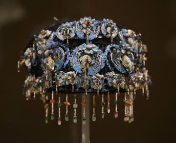 「鳳舞紫禁-清代皇后の芸術と生活」展、ワシントンで開催