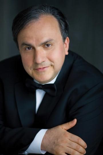 イェフィム・ブロンフマン Yefim Bronfman (Photo © Dario Acosta)