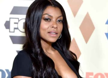 WEST HOLLYWOOD, CA - AUGUST 06: Actress Taraji P. Henson arrives at the FOX TV All-Star party during the 2015 Summer TCA Tour at Soho House on August 6, 2015 in West Hollywood, California. (Photo by Kevin Winter/Getty Images)