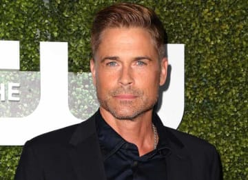 Rob Lowe: CBS, CW, Showtime Summer TCA Party - Arrivals