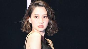「マイナビ presents 第28回 東京ガールズコレクション 2019 SPRING/SUMMER」に登場した河北麻友子さん