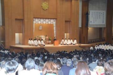 全国から大勢の信者が訪れた金光教の春季大祭